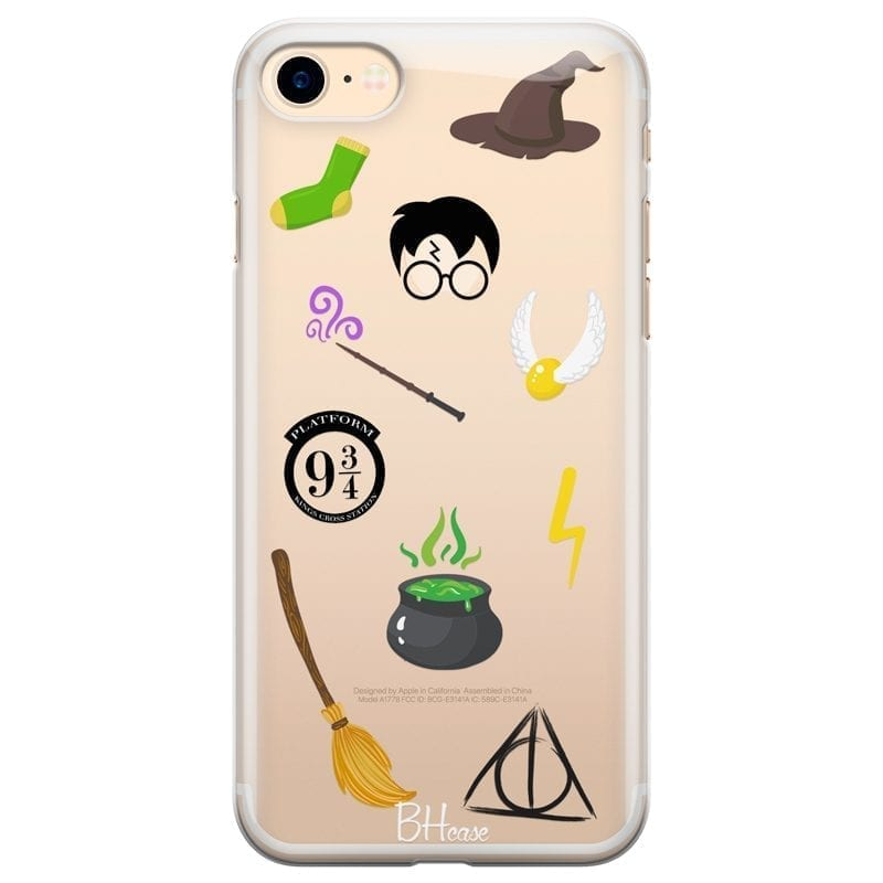 Harry Potter Coque iPhone 8/7/SE 2 2020