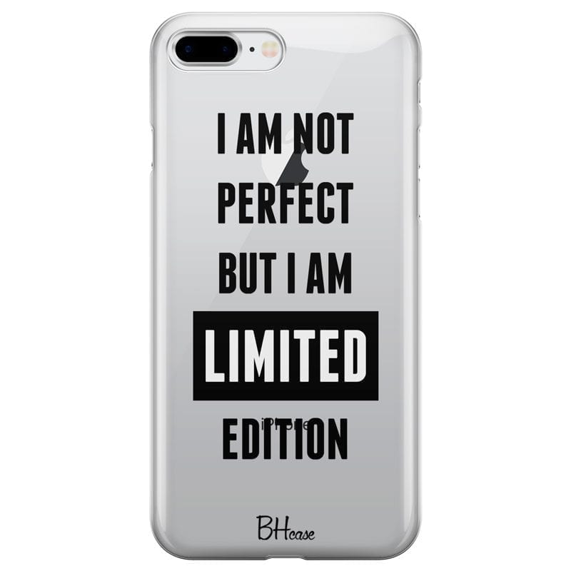 I Am Limited Edition Coque iPhone 7 Plus/8 Plus