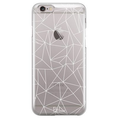 Lines White Net Coque iPhone 6/6S
