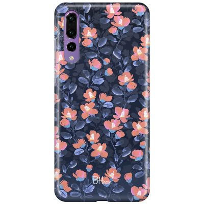 Midnight Floral Coque Huawei P20 Pro
