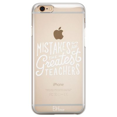 Mistakes Coque iPhone 6/6S