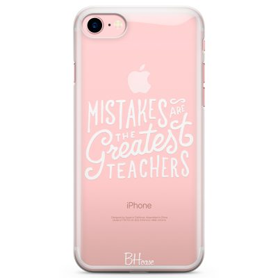 Mistakes Coque iPhone 8/7/SE 2 2020