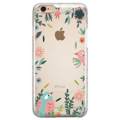 Nature Birds Coque iPhone 6 Plus/6S Plus