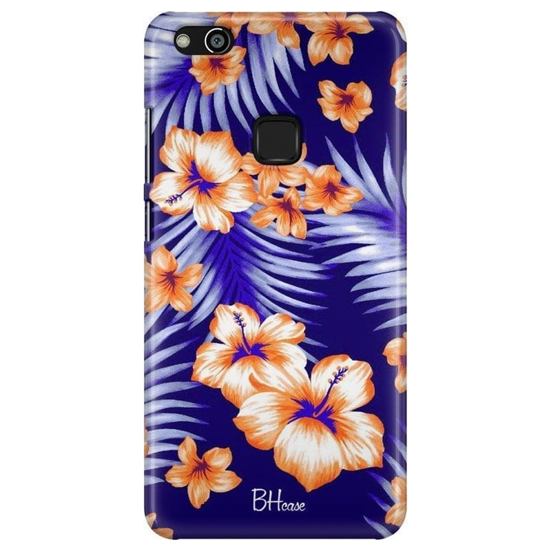 Night Floral Coque Huawei P10 Lite