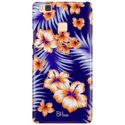 Night Floral Coque Huawei P9 Lite