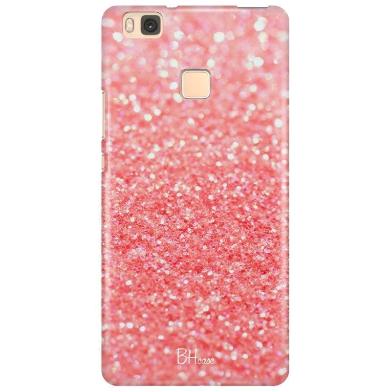 Pink Diamond Coque Huawei P9 Lite