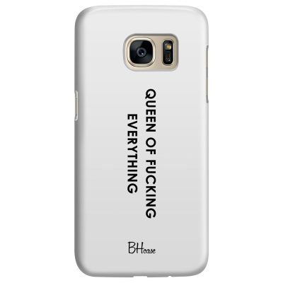 Queen Of Everything Coque Samsung S7