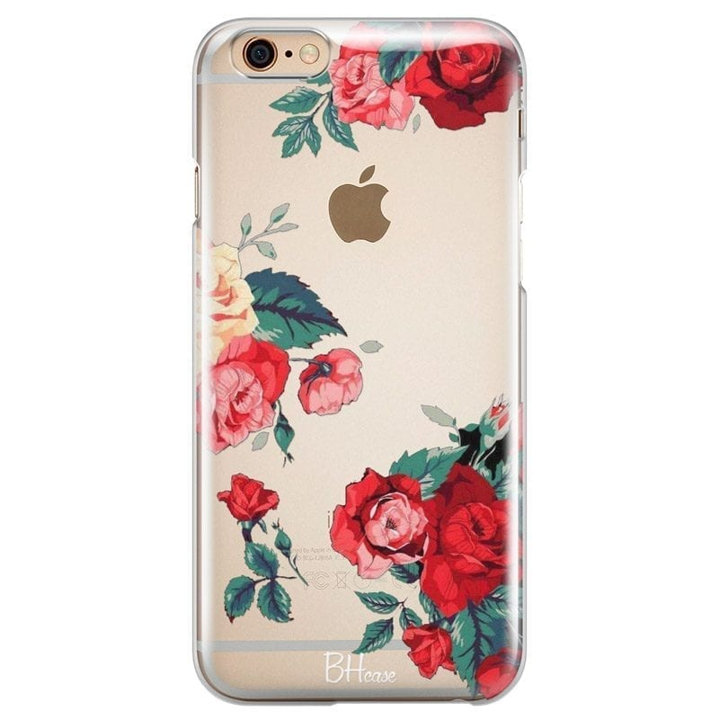 Roses Coque iPhone 6 Plus/6S Plus