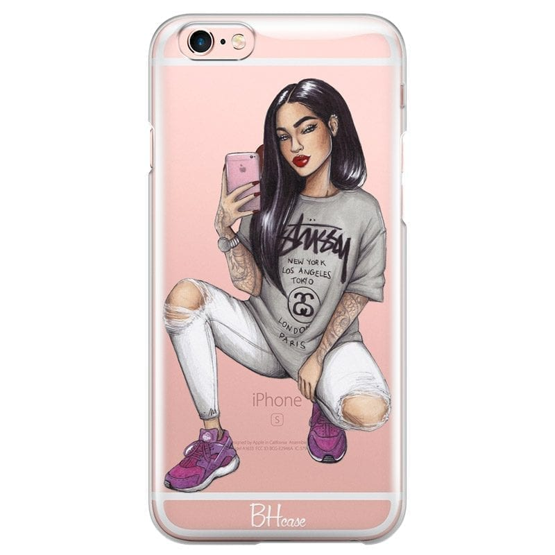 Stussy Girl Coque iPhone 6 Plus/6S Plus