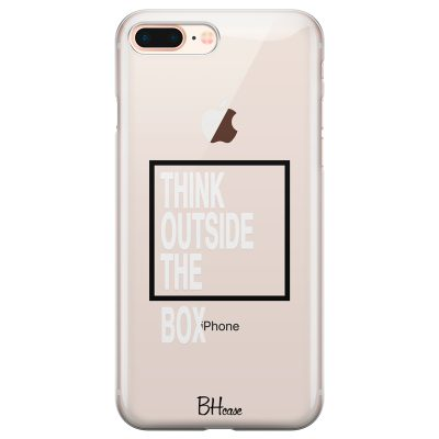 Think Outside The Box Coque iPhone 7 Plus/8 Plus