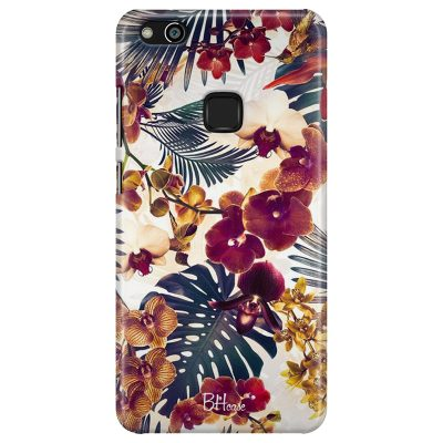 Tropical Floral Coque Huawei P10 Lite