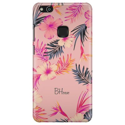 Tropical Pink Coque Huawei P10 Lite