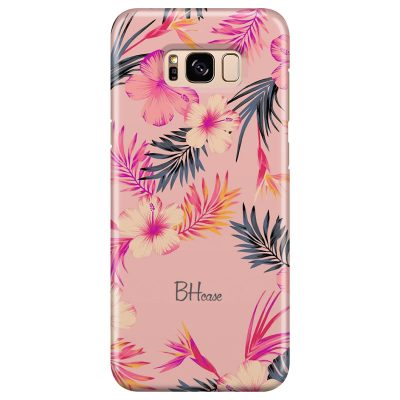 Tropical Pink Coque Samsung S8 Plus