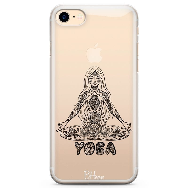 Yoga Meditation Coque iPhone 8/7/SE 2 2020