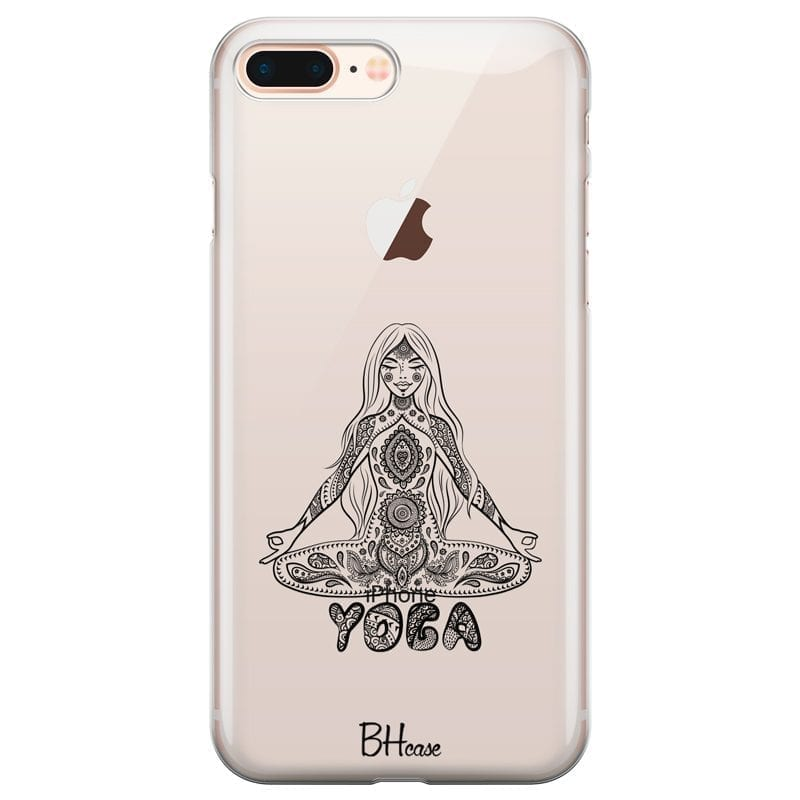 Yoga Meditation Coque iPhone 7 Plus/8 Plus