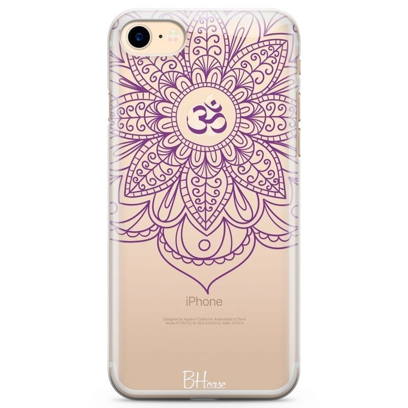 Yoga Namaste Coque iPhone 8/7/SE 2 2020