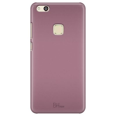 Candy Pink Color Coque Huawei P10 Lite