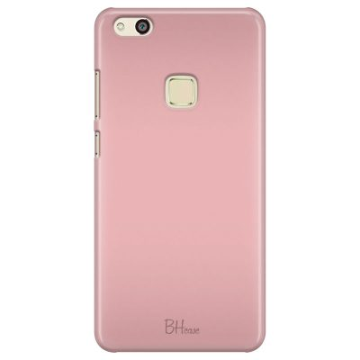 Charm Pink Color Coque Huawei P10 Lite