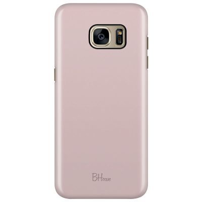 English Lavender Color Coque Samsung S7 Edge