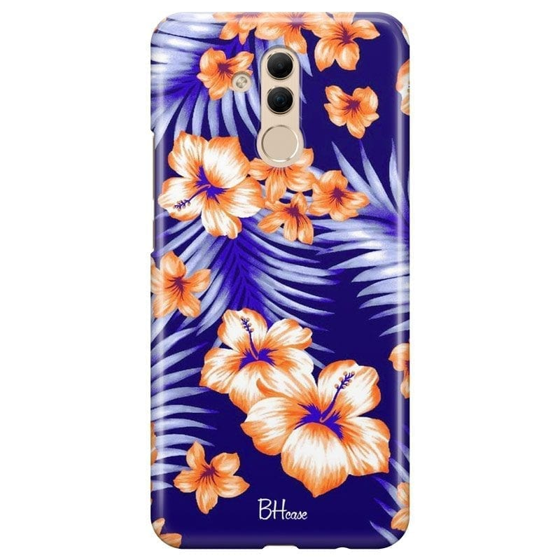 Night Floral Coque Huawei Mate 20 Lite