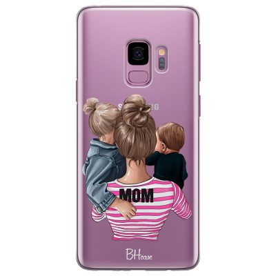 Mom Of Boy And Girl Coque Samsung S9