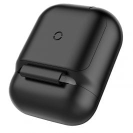 Baseus AirPods Silicone Black Wireless Charging Case