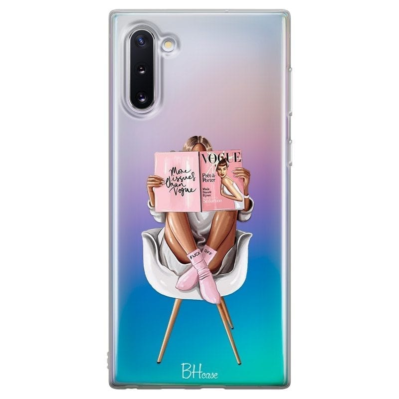 Vogue And Chill Coque Samsung Note 10