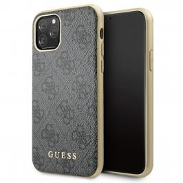 Guess 4G Grey Coque iPhone 11 Pro Max