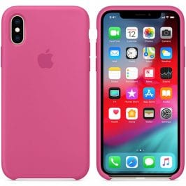 Apple Dragon Fruit Silicone Coque iPhone XS