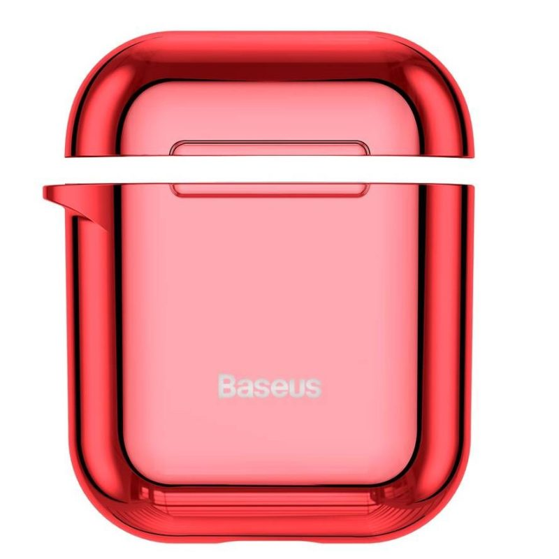 Baseus AirPods Shining Hook Case Red