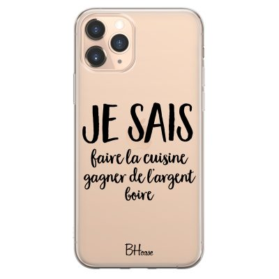 Je Sais Coque iPhone 11 Pro