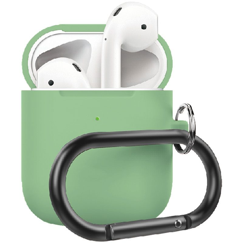 Silicone Protective Coque For Airpods Spearmint