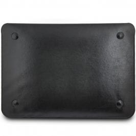 Karl Lagerfeld Leather Sleeve Coque MacBook Air/Pro