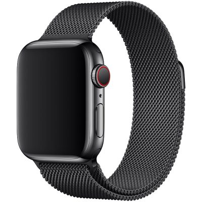 Loop Bracelet Apple Watch 42/44mm Black