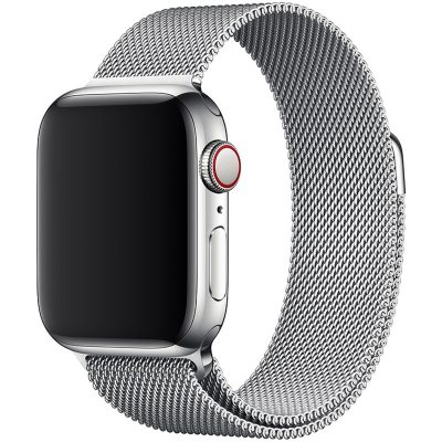 Loop Bracelet Apple Watch 42/44mm Silver