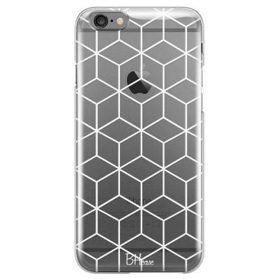 Cubic Grid Coque iPhone 6/6S