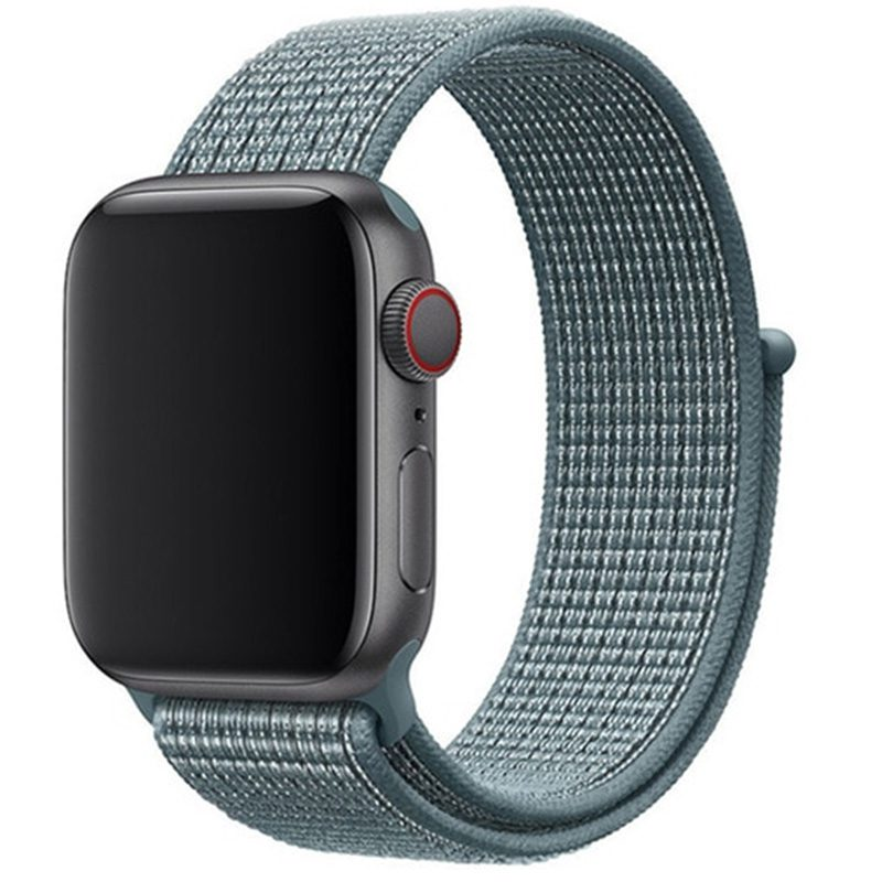 Nylon Bracelet Apple Watch 42/44mm Celestial Teal