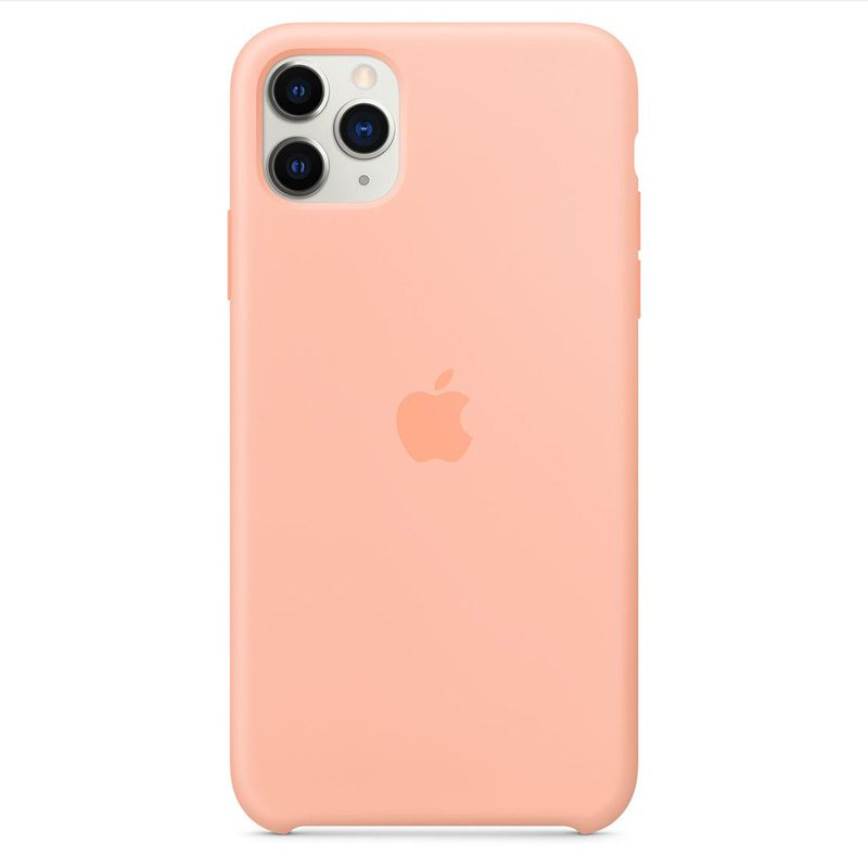 Apple Grapefruit Silicone Coque iPhone 11 Pro