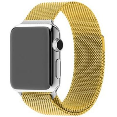 Loop Bracelet Apple Watch 42/44mm Gold