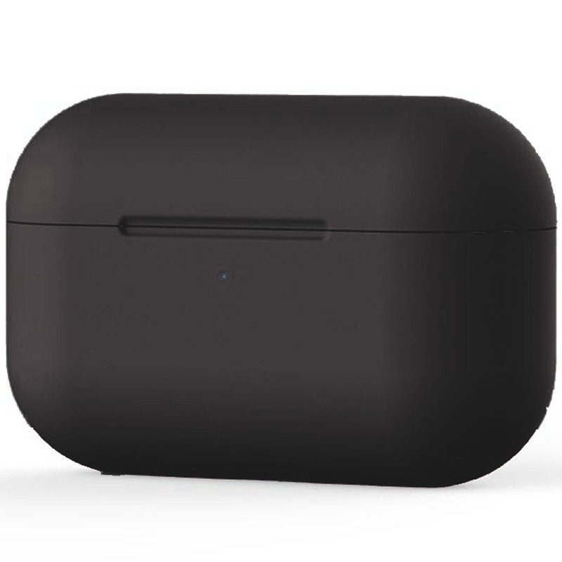 Silicone Protective Coque For Airpods Pro Black