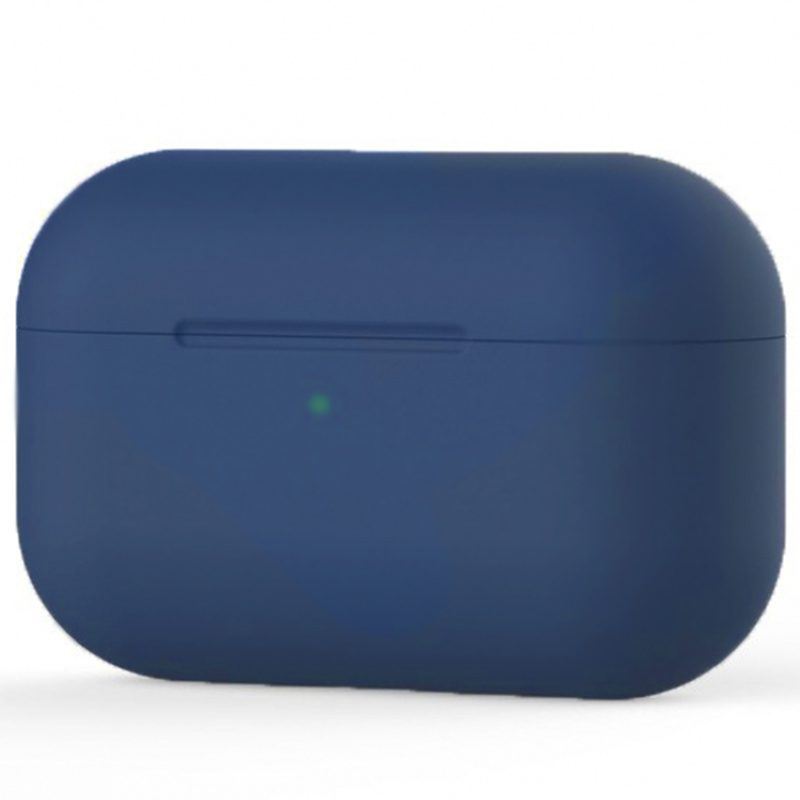 Silicone Protective Coque For Airpods Pro Blue