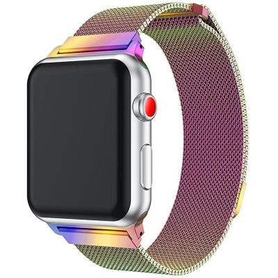 Loop Bracelet Apple Watch 38/40mm Iridescent