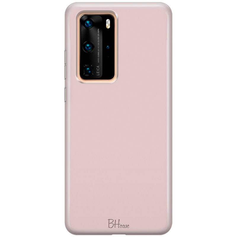 English Lavender Color Coque Huawei P40 Pro