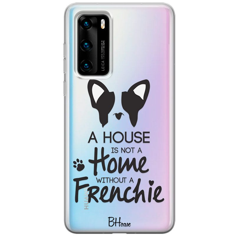 Frenchie Home Coque Huawei P40