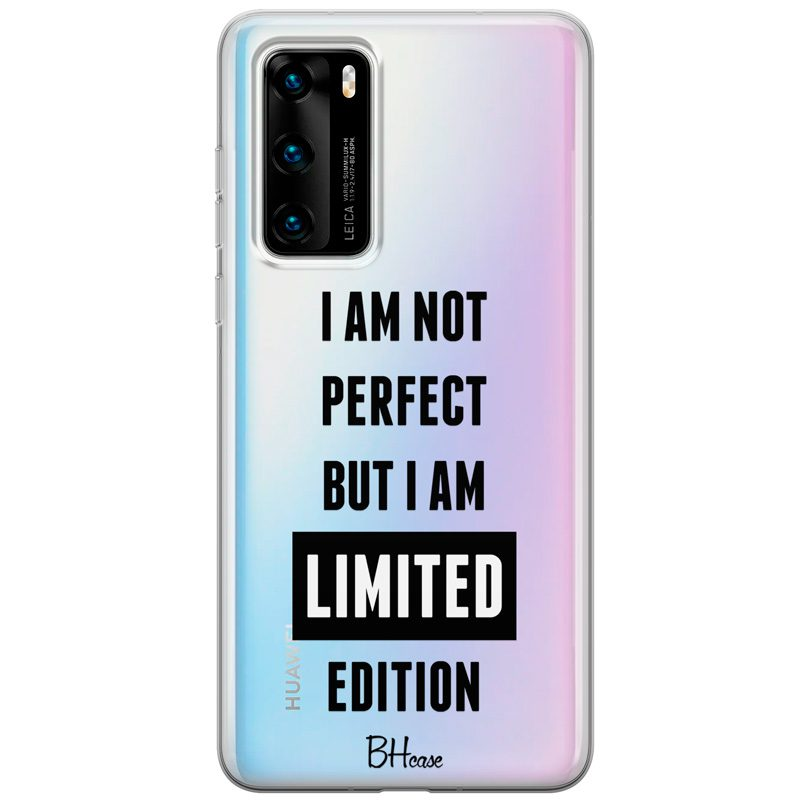 I Am Limited Edition Coque Huawei P40