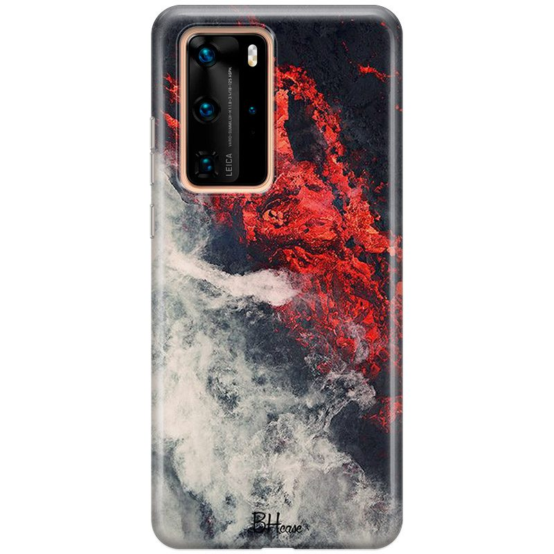 Lava Water Coque Huawei P40 Pro
