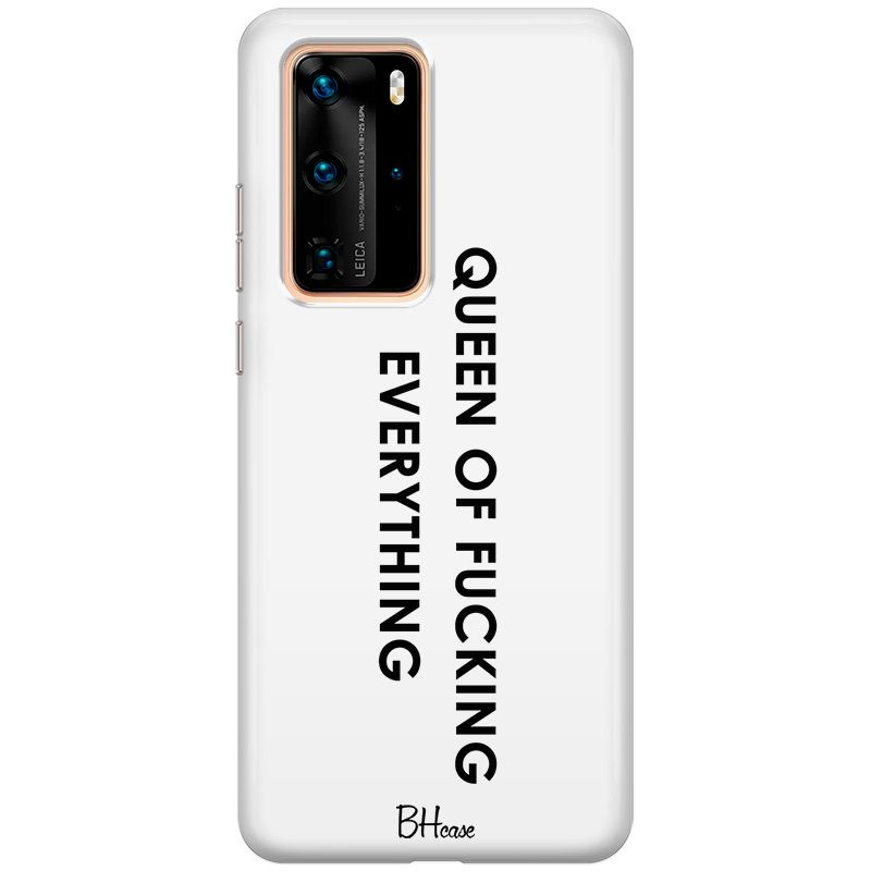 Queen Of Everything Coque Huawei P40 Pro