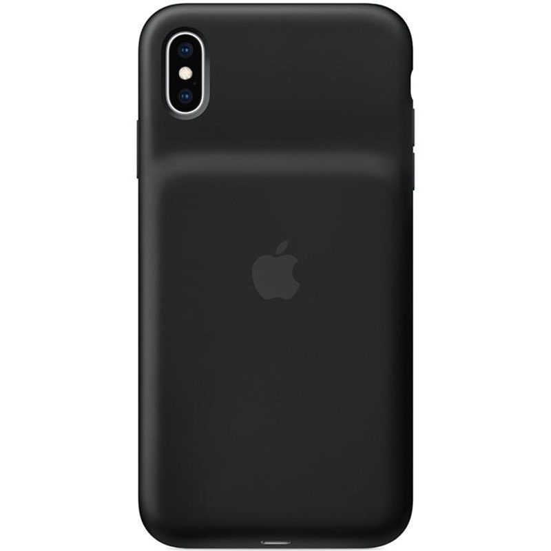 Apple Smart Battery Black Coque iPhone XS