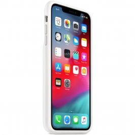 Apple Smart Battery Black Coque iPhone XS Max