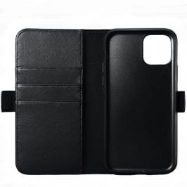 iCarer Nappa Detachable 2in1 Wallet Leather Black Coque iPhone 11 Pro Max